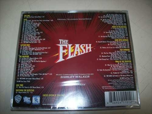 Cd - The Flash - Shirley Walker - Importado - Lacrado - comprar online