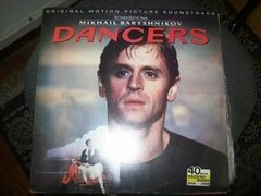 Lp - Dancers - Soundtrack - Nacional - Usado