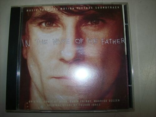 Cd - In The Name Of The Father - Trevor Jones - Nacional