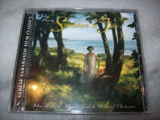 Cd - Somewhere In Time - John Barry - Completo - Importado