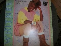 Lp - Mix - Whitney Houston - How Will I Know - Nacional