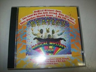 Cd - The Beatles - Magical Mystery Tour - Nacional - Usado