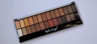 Paleta Belle Angel 28 cores