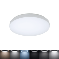 Aplique de techo LED Diseño minimalista dimerizable regulador de color de luz con control remoto CCD.50