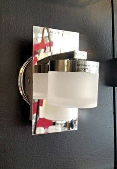 Aplique De Pared Led Living Cuarto Comedor Pasillo - Luz y Forma
