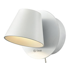Luminaria aplique de pared diesño minimalista LED CDL.49