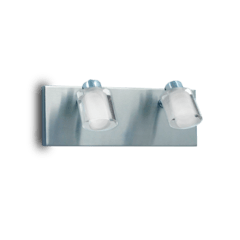 Aplique de pared de diseño de 2 luces G9 Platil VGN.5
