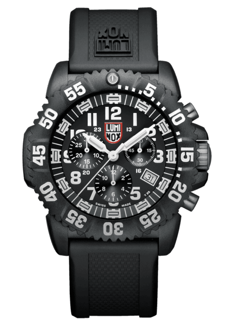 NAVY SEAL COLORMARK CHRONO 3080 SERIES 3081