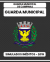 02 Simulados Inéditos - Guarda Municipal de Campinas - Guarda Municipal