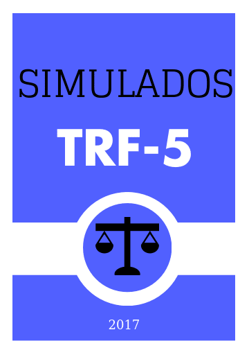 COMBO - 3 SIMULADOS - TRF-5 - AJAA - comprar online