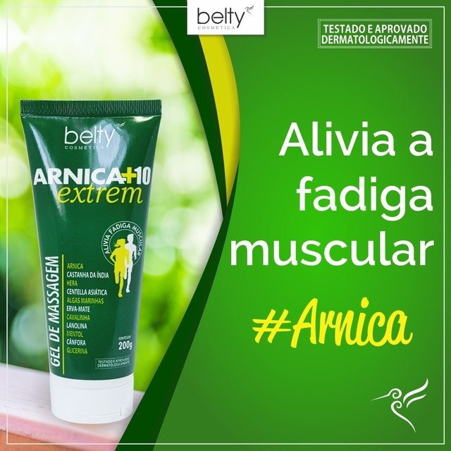 BELTY - GEL PARA MASSAGEM | 200g na internet