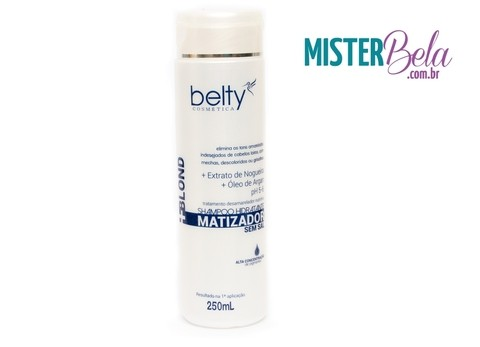 BELTY - SHAMPOO MATIZADOR BLOND | 200ml na internet