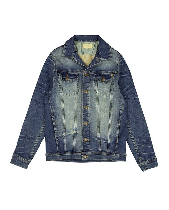 51348 - Campera WELDER Denim - comprar online