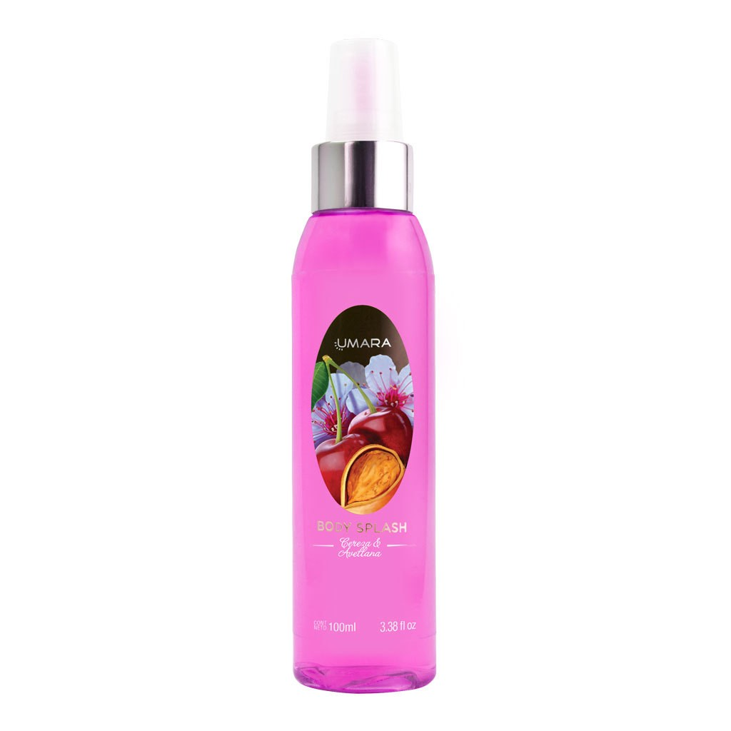 Body Splash · Cereza & Avellana