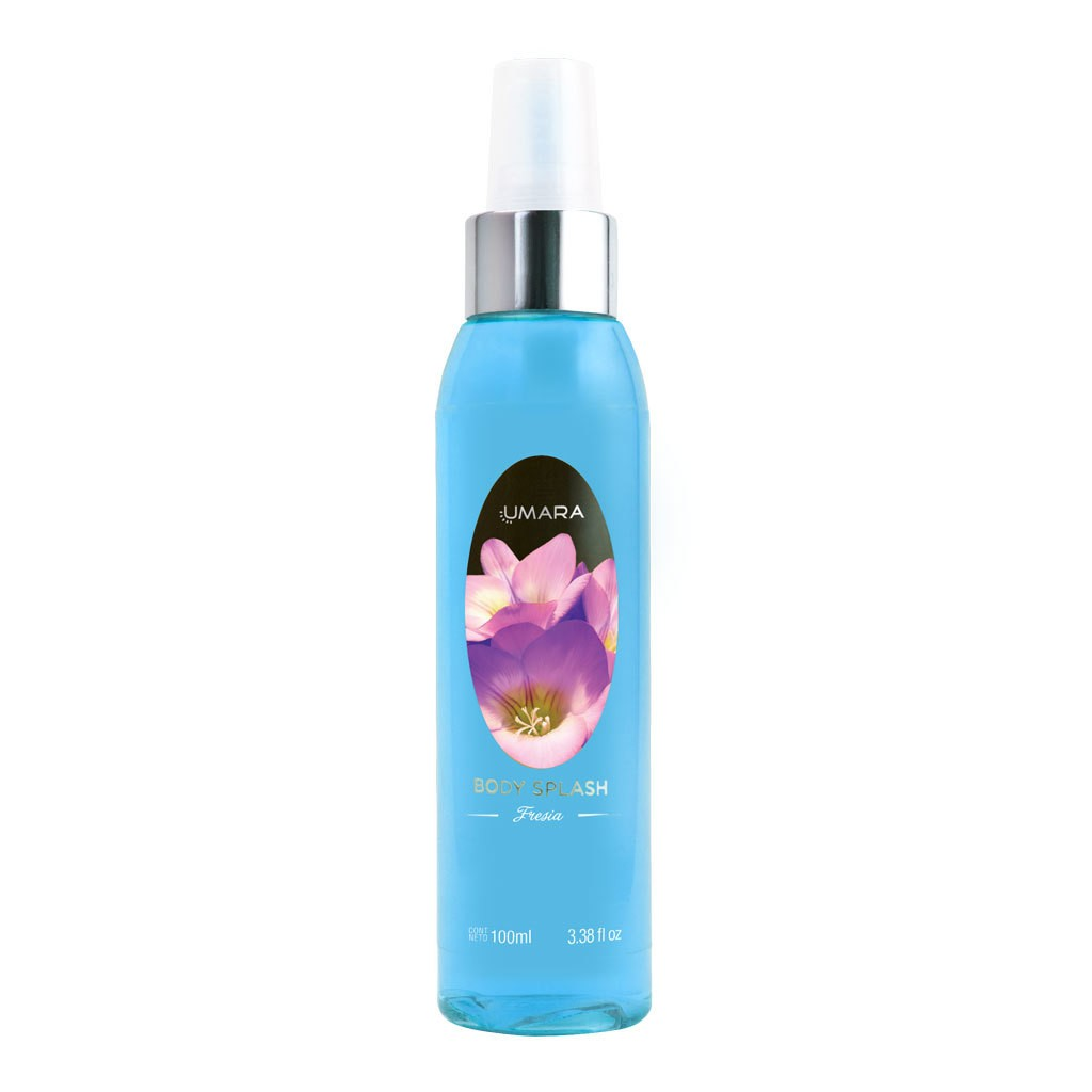 Body Splash · Fresia
