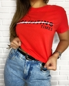 Cropped t shirts RED ZNL