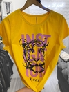 "T shirts Yellow ""instigation"""