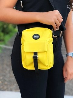 SHOULDER BAG ZNL STYLE YELLOW