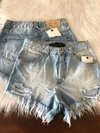 SHORTS JEANS LADY ROCK LYA