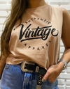 Cropped regata t shirts vintage ZNL