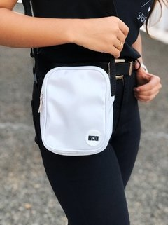 SHOULDER BAG BASIC WHITE ZNL