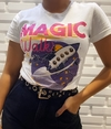 "T shirts baby look ""magic walk"""
