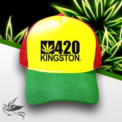 BONÉ 420 KINGSTON