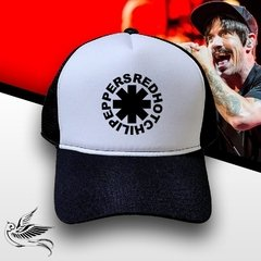 BONÉ RED HOT CHILI PEPPERS - loja online