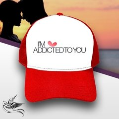 BONÉ ADDICTED TO YOU - loja online