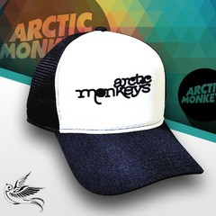 BONÉ ARCTIC MONKEYS BAND - comprar online