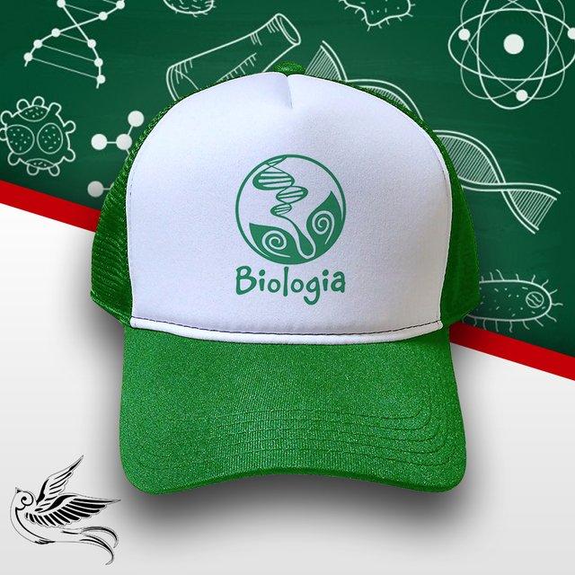 BONÉ BIOLOGIA 4207ad52418