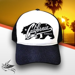 BONÉ CALIFORNIA REPUBLIC - comprar online