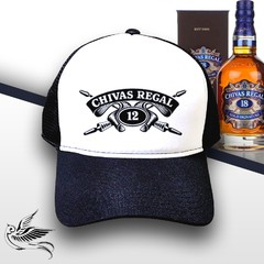 BONÉ CHIVAS REGAL 12 BLACK