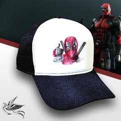 BONÉ DEADPOOL COOL - comprar online