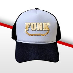 BONÉ FUNK BLACK TRUCKER