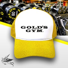 BONÉ GOLDS GYM HEALTH