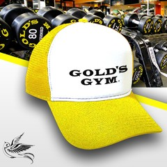 BONÉ GOLDS GYM HEALTH - comprar online