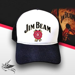 BONÉ JIM BEAM RETRO