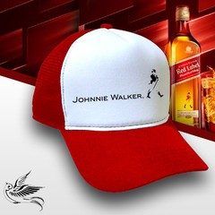 BONÉ JOHNNIE WALKER RED