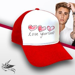 BONÉ JUSTIN BIEBER LOVE YOURSELF - comprar online