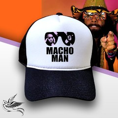 BONÉ MACHO MAN