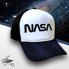 BONÉ NASA BLACK