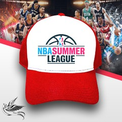 BONÉ SUMMER LEAGUE BASQUETE RED - comprar online