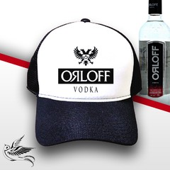BONÉ VODKA ORLOFF