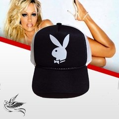 BONÉ PLAYBOY TRUCKER