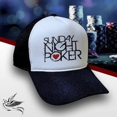 BONÉ SUNDAY NIGHT POKER - comprar online