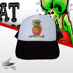 BONÉ RAT FINK TRUCKER