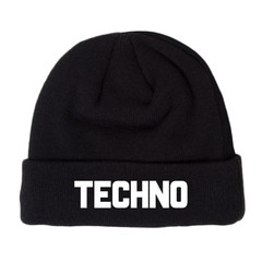 GORRO TOUCA TECHNO