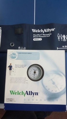 Tensiometro Welch Allyn Manometro Durashock