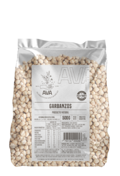 Garbanzo 500 grs -AVA